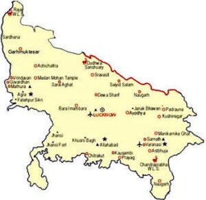 खण्ड , खण्ड उत्तरप्रदेश Block Uttar Pradesh